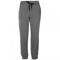 Pantaloni trening DKNY Sport Sparkle Ribbed Cuff pentru Femei