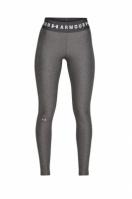 Pantaloni sport femei HG Legging Grey Under Armour