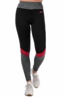 Pantaloni sport femei Vanessa Black Slazenger