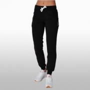 Pantaloni sport conici Reebok Elements French Terry Cuffed Femei