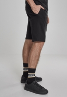 Pantaloni sport scurti Basic negru Urban Classics