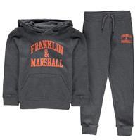 Pantaloni sport Set Hanorac Franklin and Marshall And 2 Piece