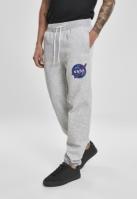 Pantaloni sport Southpole NASA Insignia Logo deschis-gri