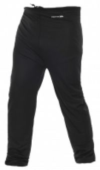 Pantaloni termali barbati Lax Black Trespass