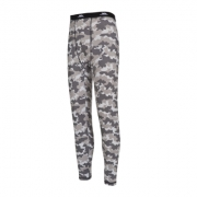 Pantaloni termali barbati Train Grey Trespass