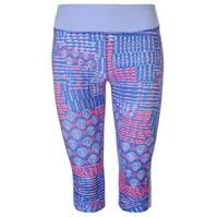 Pantaloni trei sferturi Saucony Scoot pentru Femei
