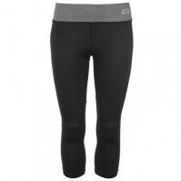 Pantaloni trei sferturi Skechers Panel pentru Femei