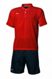 Set fotbal Pantelleria Rosso Blu Max Sport pentru timp liber