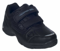 Pantofi baieti Smarter Black Trespass