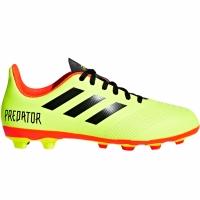 Mergi la Ghete de fotbal adidas Predator 18.4 FxG DB2321 copii