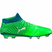 Ghete de fotbal Puma ONE 18.1 FG verde Gecko 104527 06 barbati