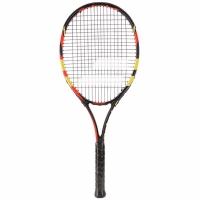 Rachete tenis Natural Babolat Falcon Strung G2 negru rosu galben 153642 copii