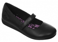 Pantofi fete Mary-Jane Black Trespass