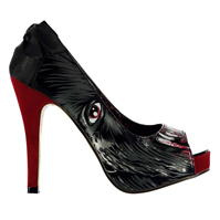 Pantofi Iron Fist Iron Platform pentru Femei