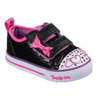 Skechers Twinkle Toes Itsy Bitsy Shoes pentru fete pentru Bebelusi