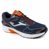 Pantofi sport alergare Joma Rvitaly 843 bleumarin-orange barbati