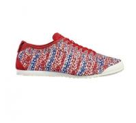 Pantofi sport barbati Mexico 66 Red Blue Asics