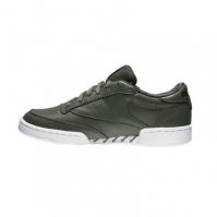 Pantofi sport barbati Reebok Club C 85 SO Green Reebok