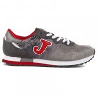 Pantofi sport casual barbati C367 Joma 712 gri-rosu