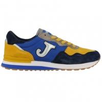 Pantofi sport casual barbati C367 Joma 805 Royal-galben