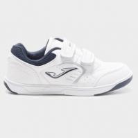 Pantofi sport copii Wotto Jr Joma 833 alb-bleumarin-rosu