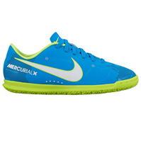 Pantofi sport fotbal in sala juniori Nike Mercurial Vortex Neymar copii