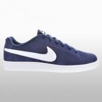 Pantofi sport piele Nike Court Royale Suede 819802-410 Barbati