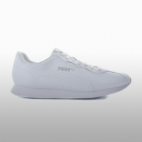 Pantofi sport albi Puma Turin Ii 366962-03 barbati
