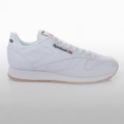 Pantofi sport piele albi Reebok Classic Leather Barbati