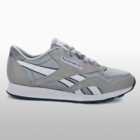 Pantofi sport gri Reebok Cl Nylon Barbati