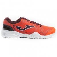 Pantofi tenis barbat Tslam Joma 808 Orange zgura