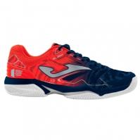 Pantofi tenis barbat Tslam Joma 903 bleumarin-portocaliu zgura