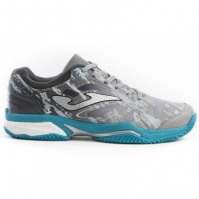 Pantofi tenis barbat Tslam Joma 912 gri-negru zgura
