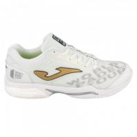 Pantofi tenis barbat Tslam Joma Wpt alb-gold zgura