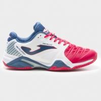 Pantofi tenis Joma 806 rosu-alb toate suprafetele