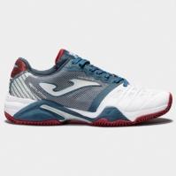 Pantofi tenis Joma 902 alb-bleumarin zgura