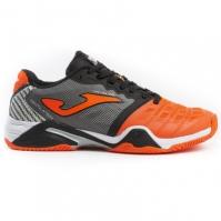Pantofi tenis Joma 908 portocaliu-negru toate suprafetele
