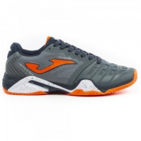 Pantofi tenis Joma 912 gri-portocaliu toate suprafetele
