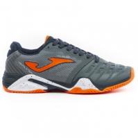 Pantofi tenis Joma 912 gri-portocaliu zgura