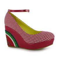 Pantofi Banned Wedged pentru Femei