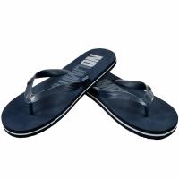 Papuci de Casa 4F H4L18 KLM001 bleumarin barbati