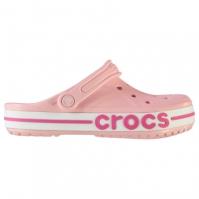 Papuci cauciuc Sandale Crocs Baya Band Juniors