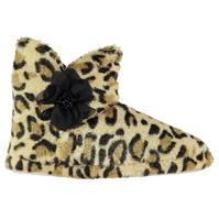 Papuci de Casa Ghete Rock and Rags Leopard
