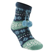 Papuci de Casa Sosete Mega Value One Pair Design pentru femei