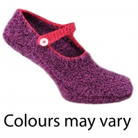 Papuci de Casa Sosete Miss Fiori pentru Femei