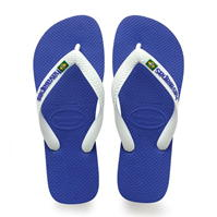 Papuci de plaja Havaianas Brasil Logo