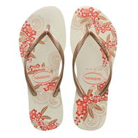 Papuci de plaja Havaianas Slim Organic pentru Femei