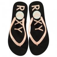 Papuci de plaja Roxy Logo pentru Femei