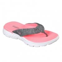 Papuci de plaja Skechers On The Go Vivacity pentru Femei
