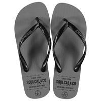 Papuci de plaja SoulCal Maui pentru Barbati
